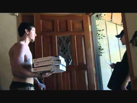Stripper pizza guy