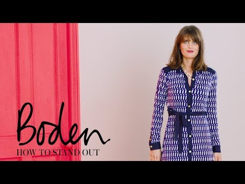 Boden AW17: How to stand out at work