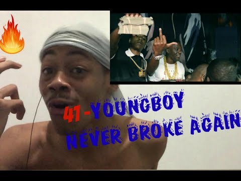 41 - NBA YoungBoy Never Broke Again - Reaction!