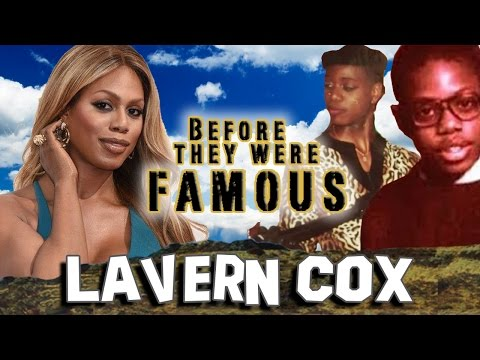 LAVERNE COX  Before They Were Famous