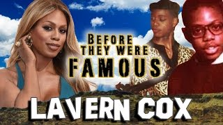 LAVERNE COX | Before They Were Famous | 2016 Biography