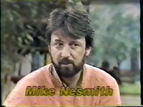 Mike Nesmith on A.M. Chicago (1982)