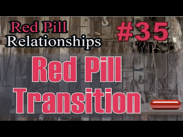 Red Pill Transtion - Red Pill Relationships #35