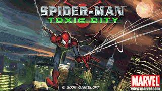 Spider Man Toxic City - java