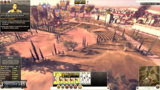 Total War: Rome II Gameplay (PC HD)