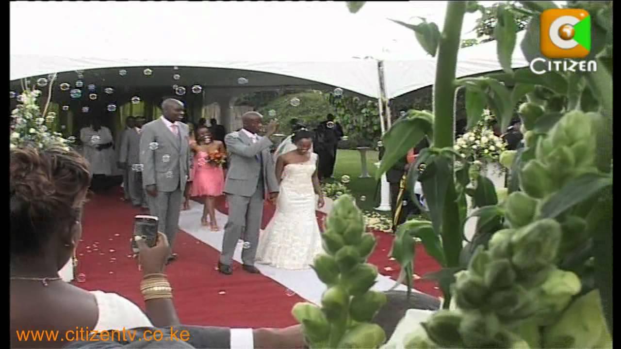 Image result for raila junior weds