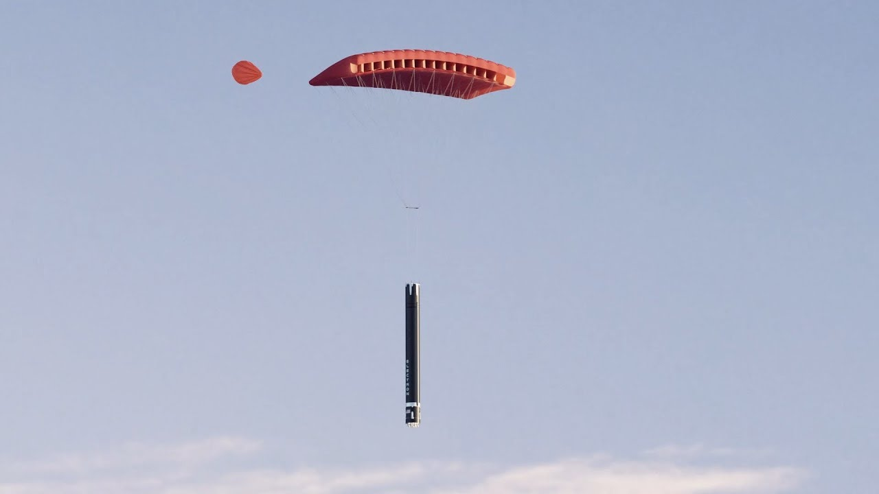Rocket Lab Wants to Reuse Boosters by Catching Them With a