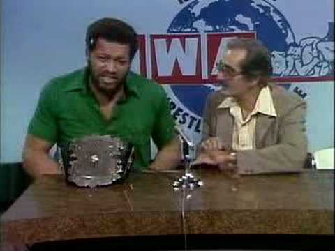 Reeser Bowden Interviews Ernie Ladd Re Andre The Giant