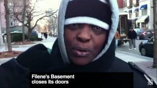 Filene's Basement closes its doors
