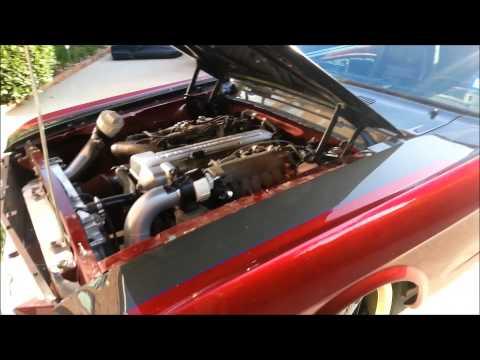 DIY Boost Leak Detector By Matt - Twin Turbo 2JZ 65 Mustang