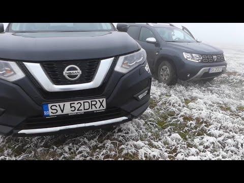 Dacia Duster Vs Nissan X-Trail 2019 Offroad 4x4