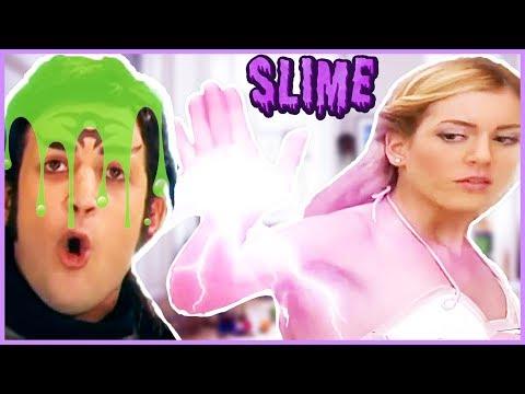 Selena Karakterlerinden Ne Çıkarsa Slime Challenge Selena Slaym Dila Kent