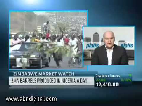 Nigeria's Oil and Gas Production with Simon Thorne