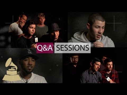 Pre-Show Rituals | w Lukas Graham, Kygo, Alessia Cara, Nick Jonas, Avett Bros, and more | GRAMMYs