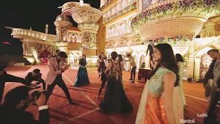 best indian  reception mannequins challenge Darshan & Nidhi