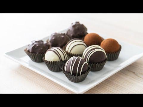 Chocolate Truffles Valentine s Day Recipe
