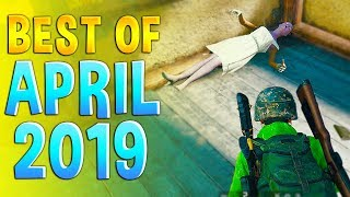 PUBG WTF Best of April 2019 Funny Daily Moments Highlights