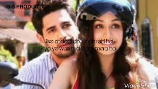 Banjara Full Song [ Karaoke With Lyrics }