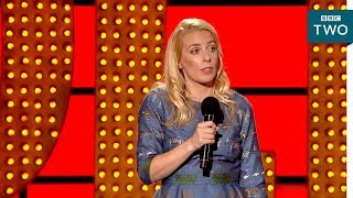 Sara Pascoe doesn't like theatre - Live at the Apollo: Episode 1 - BBC Two