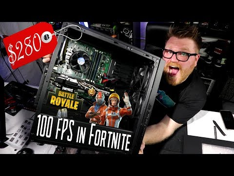 How to build and sell PCs at a profit in 2018 (thanks to Fortnite!)