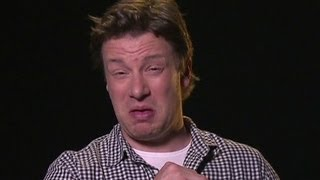 Naked Chef Jamie Oliver prefers steak over genitals