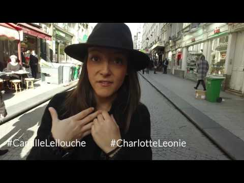 Camille Lellouche en première partie de Virginie Hocq au Casino de Paris
