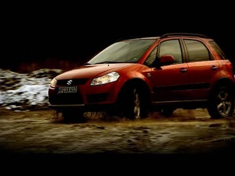 Suzuki SX4 im Dauertest