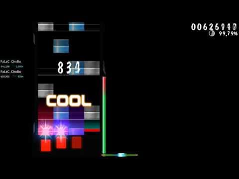 [Osu mania!] Aleph-0 [BPM LOL] 99.87% FC!!!!