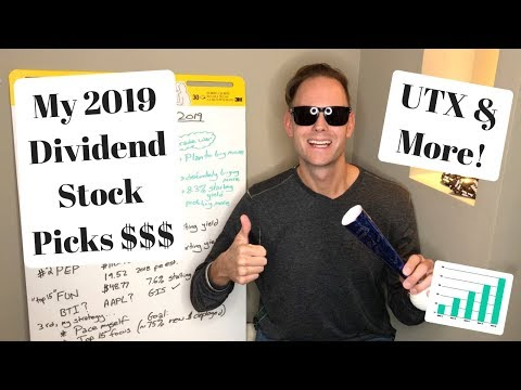 THE STOCKS I'M BUYING IN 2019