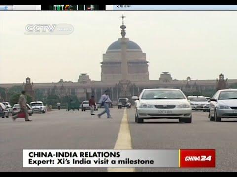 Expert: Xi's India visit a milestone