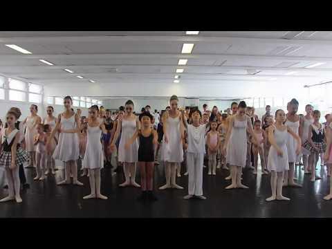 Ecole de danse Terpsichore Paris - Répétition générale 2017