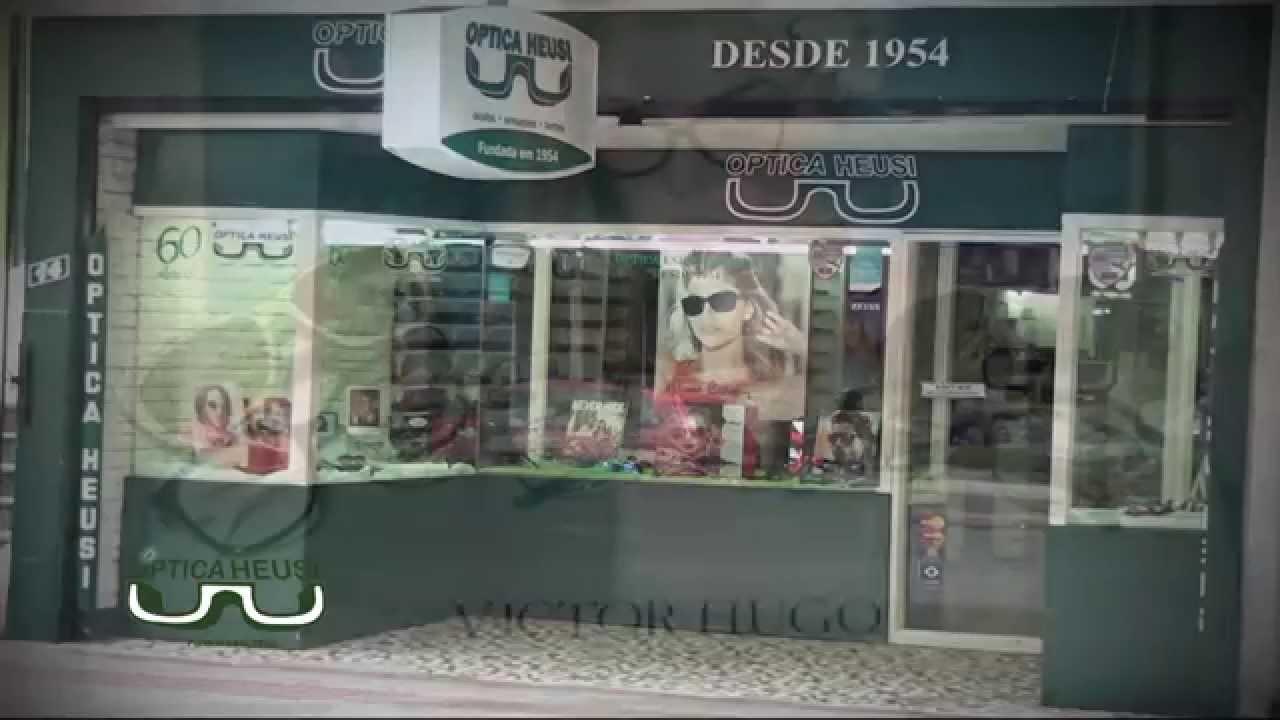d242aa0c415b6 Promoção de Natal da óptica Heusi 60 Anos -   HD   - YouTube