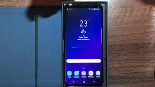 Galaxy S9 Plus unboxing 4K Australia