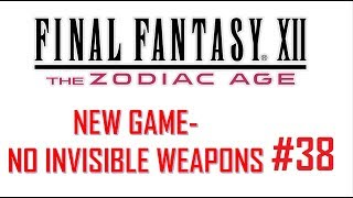 Final Fantasy XII The Zodiac Age - New Game Minus Walkthrough Part 38 - Zodiark