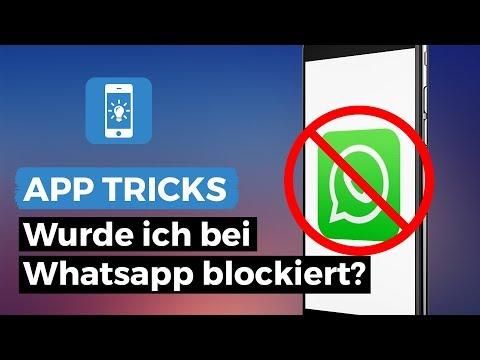 Wurde Ich Bei Whatsapp Geblockt Mach Den Blockier Test