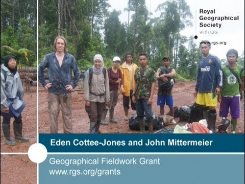 RGS-IBG Geographical Fieldwork Grant recipients search for the enigmatic Moluccan Woodcock
