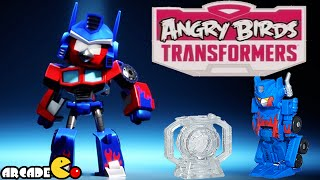 Angry Birds Transformers: Telepods Optimus Prime Auto Birds Gameplay Part 47