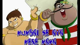Chhota Bheem - Mumbai Se Aaya Mera Mama