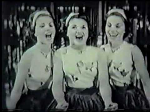 Benny goodman And His Orchestra 1958 #6 With The McGuire Sisters