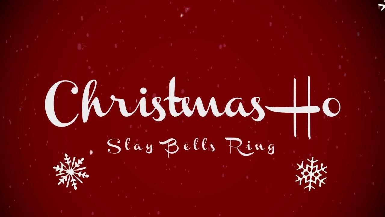 Hallmark Christmas Movie Parody: CHRISTMAS HO: SLAY BELLS RING - YouTube