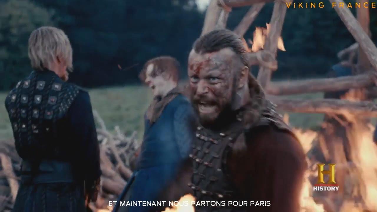 Voir la série vikings saison 6 en streaming 100% gratuit et en vf et vostfr. Vikings Saison 4 Episode 6 Promo Exclusif Vostfr Hd Youtube