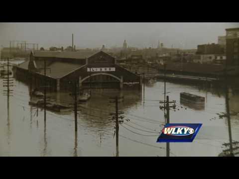 New exhibit examines flood of 1937