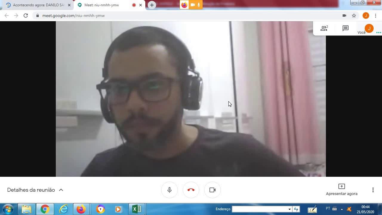Vídeo Instrucional Para Acesso A Conta Google No Notebook