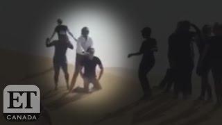 Rod Stewart Mocks ISIS Beheadings In Offensive Video