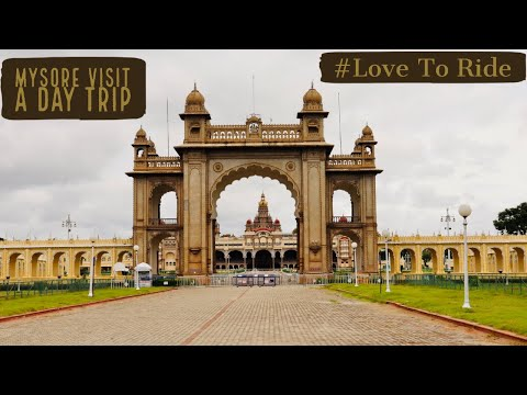 Mysore Trip From Bangalore || A day Trip || Post Lockdown Ride || The Disaster Happened During Ride