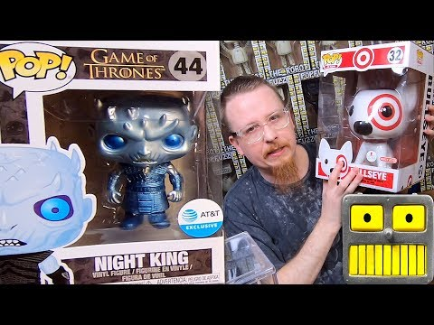 Funko Pop Mega Epic $2750 Haul  Awesome Collection Of Funko Pops Vinyl Figures