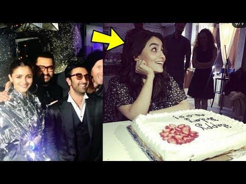 Ranbir Kapoor makes gf Alia Bhatt's first  birthday after ENGAGEMENT very special