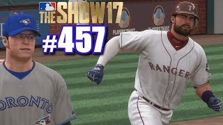 57-GAME HITTING STREAK! | MLB The Show 17 | Road to the Show #457