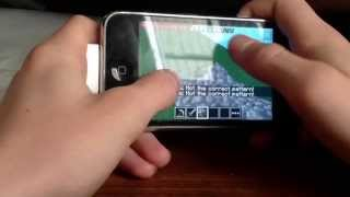 Как сделать портал в ад в Minecraft Pocket Edition (PE)(via YouTube Capture., 2013-06-07T07:56:46.000Z)