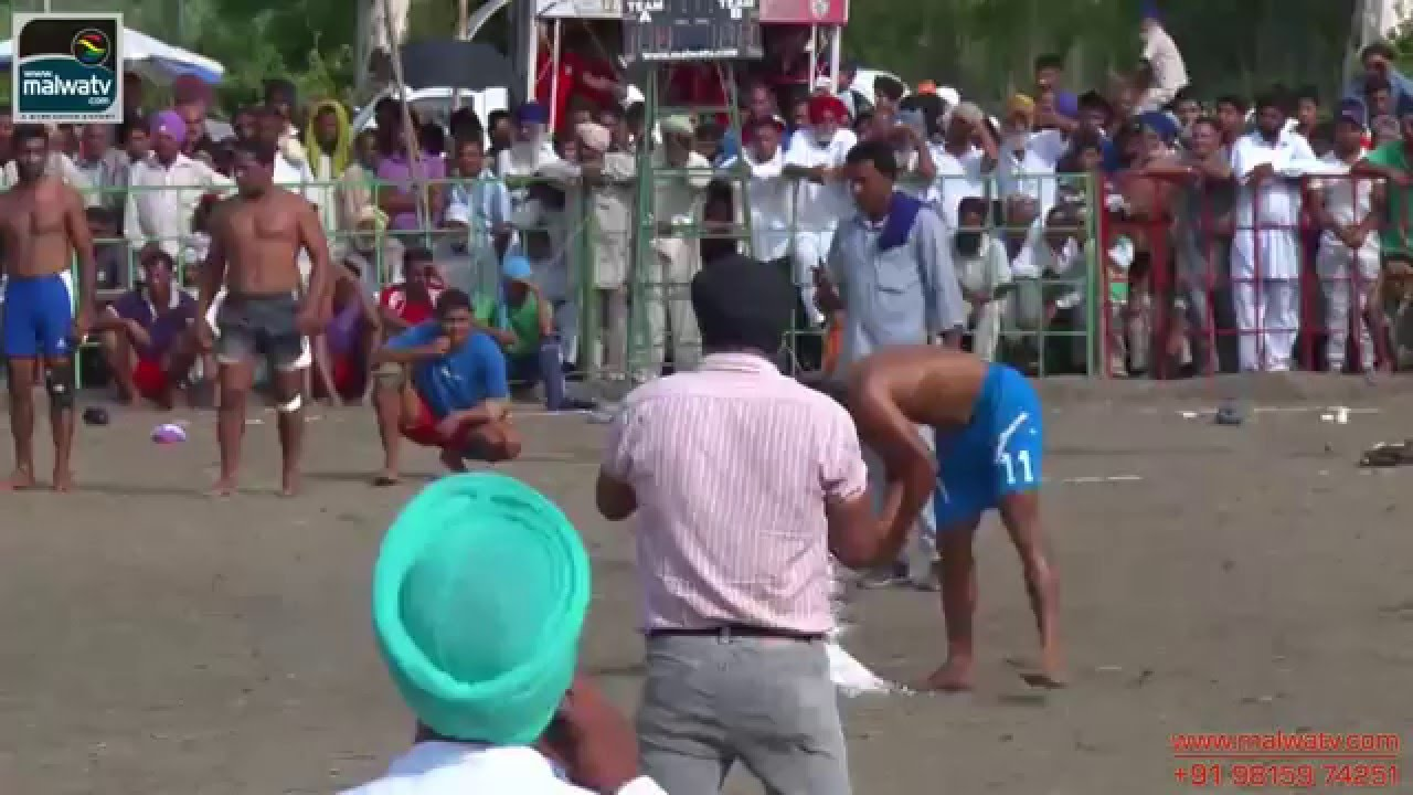 SHAMCHURASI (Hoshiarpur) Kabaddi Tournament - 2014    HD    Part 2nd.